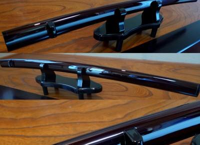 模擬刀・鞘・製作例