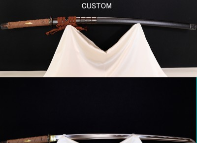 山伏国広写し模擬刀 CUSTOM