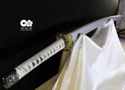 鶴丸国永模造刀ベースのカスタム