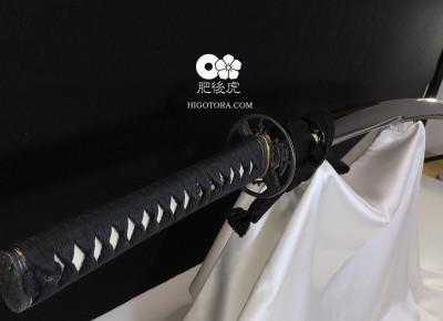 居合刀ワンオフ製作鍛造鍔付き#INB
