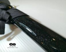 青貝微塵塗りの鞘が光る魅力的な拵