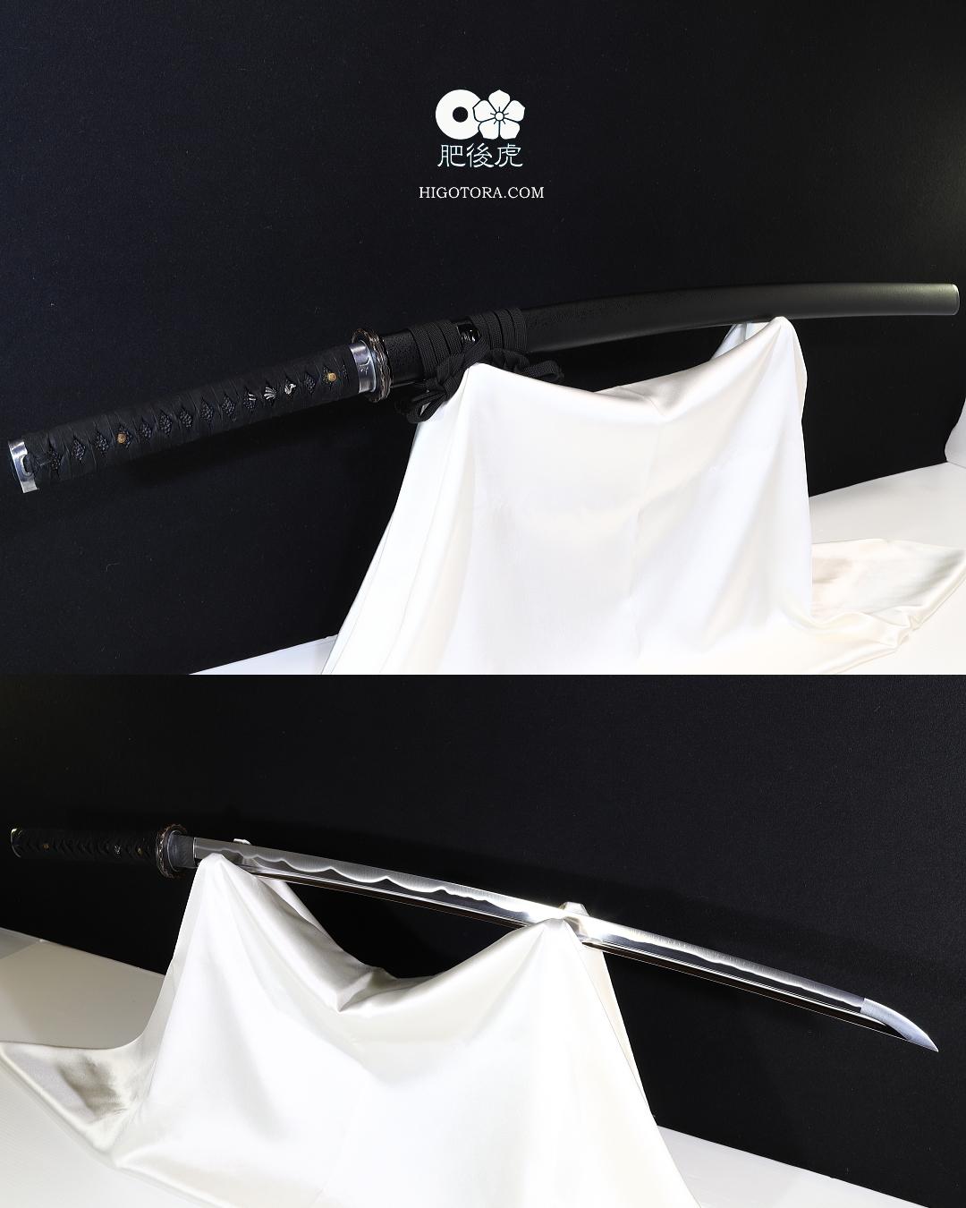 模擬刀 肥後虎同田貫 245 HKIT