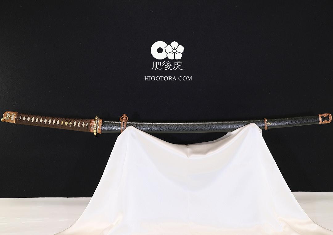 軍刀拵への模擬刀身入れ#GTMT