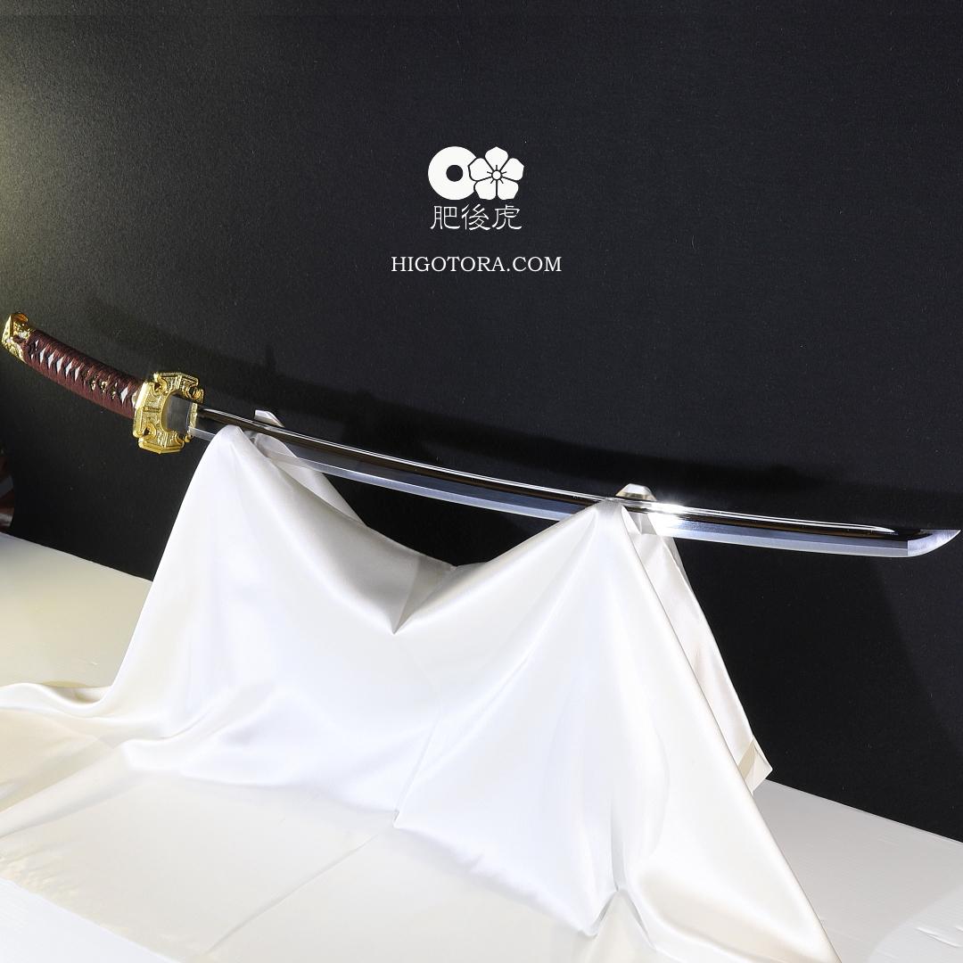 高級太刀拵模造刀V8カスタム